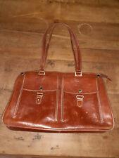 sac a main vintage n2  cuir arthur & aston