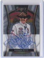 2020 Chronicles Racing Select Autograph Auto #7 Richard Petty /20