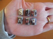 Set video game miniature.V Series. Final Fantasy, Risen, Batman, Metal Gear ...