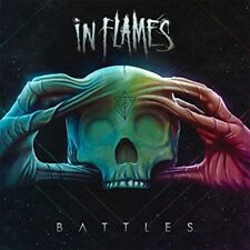 IN FLAMES-BATTLES-JAPAN CD BONUS TRACK F56