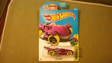 Hot Wheels T-Rextroyer Treasure Hunt Dino Riders 5/5 #250.
