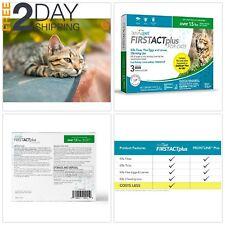 Best Flea And Tick Prevention For Cats Killer Repellent Meds Feline Treatment US