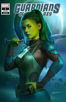 GUARDIANS OF THE GALAXY #1 SHANNON MAER TRADE VARIANT GAMORA 2020 - NM OR BETTER