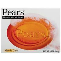 Gentle Care Pears  Soap 100g - Choose from 3, 6 , or 12 Bars of Soap