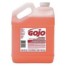 Gojo Shampoo and Body Wash,1 gal.,Liquid, 9157-04, Pink
