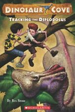 Tracking the Diplodocus (Dinosaur Cove #9) By Rex Stone