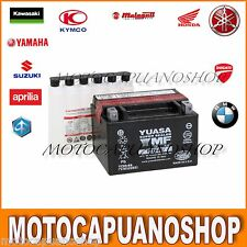 BATTERIE YUASA YTX9-BS 12V 8Ah KTM LC4 SC 4T SUPERCOMPETITION 620 1999