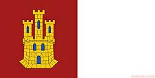 CASTILLA LA MANCHA 5x3 feet FLAG 150cm x 90cm spain spanish flags