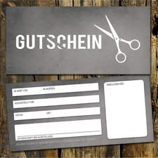 13x14 cm Geschenke RNK® Gutschein Gutscheinrolle Gutschein neutral DIN A6  ca
