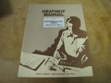 Heathkit GCA-1195-1 original manual