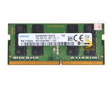 Samsung 16 Гб 2RX8 DDR4 2400 МГц PC4-19200 Sodimm 260 Pin ноутбук память ОЗУ 1.2 В #