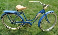 Antique DAYTON HUFFMAN  BICYCLE  RARE STREAMLINE CRUISER BIKE