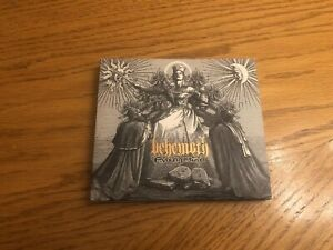 Evangelion by Behemoth (CD, 2009) Rare