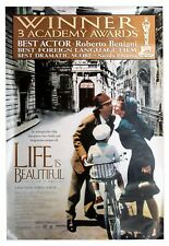 Life Is Beautiful Poster Length 500 mm Height: 800 mm SKU: 8745