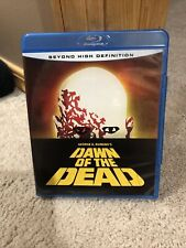 George A. Romero's Dawn of the Dead 1978 (Blu-ray Disc, 2007) Rare OOP Original