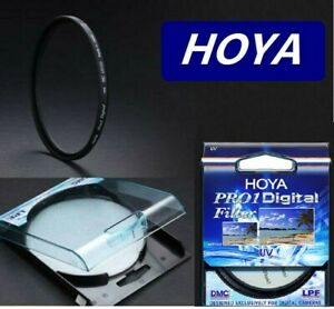 NEW Hoya  Pro1 UV DMC LP Digital Filter Multicoated Pro 1D ~ Genuine 37mm_82 mm