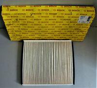 BOSCH Filtersatz Luftfiltereinsatz Luftfilter Filter Innenraum 1987432113 M2113