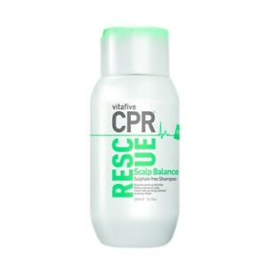 CPR  Rescue Scalp Balancing Shampoo 300ML - Quality wash, professional result