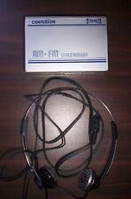 Centurion Am-Fm Stereo Receiver Model No. E2831 Walkman With Belt Clip