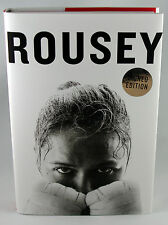Signed 1st Printing Edition My Fight / Your Fight Ronda Rousey UFC