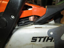 Stihl MS390 copper cooling plate big bore hot saw racing more power laser cut