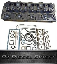 V1505 Kubota New Complete Cylinder Head & Full Gasket Kit