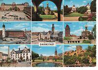 AK Ansichtskarte Darmstadt 1964