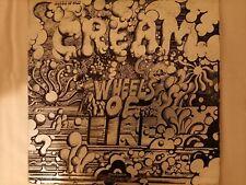 """Cream """"Wheels of Fire"""" Gatefold Double LP #F"""