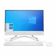 HP All-in-One Desktop PC 21.5 Intel Celeron G5900T 256GB SSD 4GB Dvd New Sealed