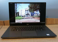 dell xps 9550 4k touchscreen