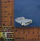 VG Chrysler Valiant White Sedan Quality Metal Lapel Pin / Badge