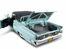1958 LINCOLN CONTINENTAL MK III MARK 3 GREEN 1:18 MODEL BY SUNSTAR 4704