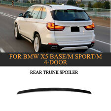 Carbon Fiber Rear Roof Spoiler Wing Factory For BMW  X5 All Sport 14-18