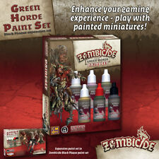 Zombicide Green horda Paint Set - * The Army Painter *