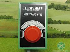Fleischmann Modellbahn-Steuerungen