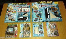 TOPOLINO # 2520-2521-2522-2523-2524-2525- IL GALEONE DI TOPOLINO- BLISTERATO