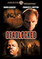 Deadlocked DVD (2000) - David Caruso, Charles S. Dutton, Michael Watkins
