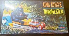 King Kong's Thronester Polar Lights   No. 5016   1:12 scale c) 1998 Movie Series
