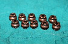 Spacer Beads Jewelry Making Supplies Jewelry Finding Lot of 5 Spacer Bead Copper