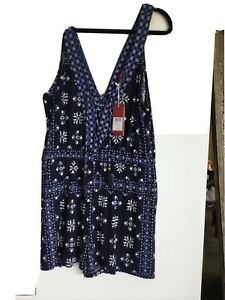 Tigerlily Anja Jumpsuit Size 14 New With Tags Paid $160