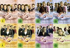 Samt & Seide - Staffel 1.1 1.2, 2.1,2.2,3.1,3.2,4,5 # 26 DVD - 8 Boxen