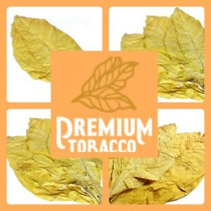 Virginia Klasse 1 Gold Rohtabak 1Kg  Duft & Deko Blätter Premium Tabak