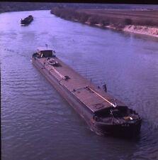 La Seine c. 1950 - Péniche Ektachrome - CO 13