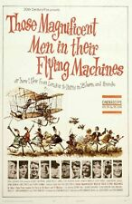 Those Magnificent Men In Their Flying Machines Movie Poster 24in x 36in