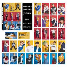 30Pcs/box KPOP NCT 2019 Season's Greetings PhotoCard Posters Lomo Card Bookmarks