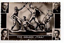 LE CIRQUE et ses thémes  : le travail de force - THE GOLDEN STARS  Radio Circus