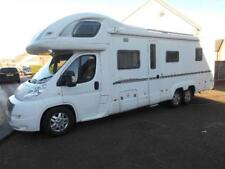 Campervans & Motorhomes with Driver Airbag 2008
