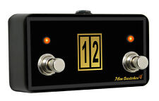 """I Am Switches - Footswitch Replacement for Peavey Amps with 1/4"""" Stereo TRS Jack"""