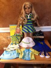 American Girl GOTY 2010 Lanie With Meet Outfit, Others & Accessories Lot EUC
