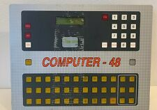 Computer-48, From A Realstar Drycleaning Machine